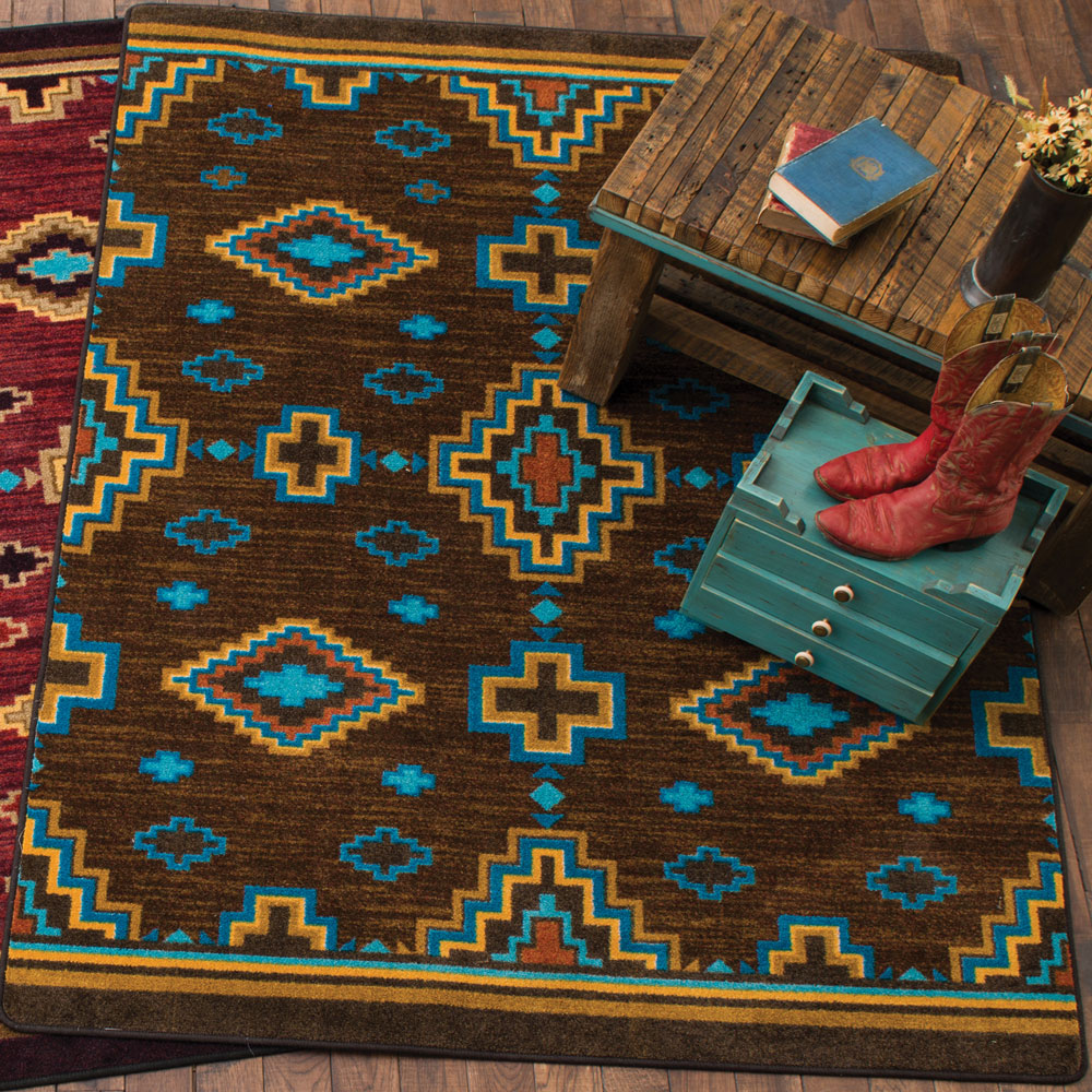 Mystic Ranch Rug - 8 Ft. Square