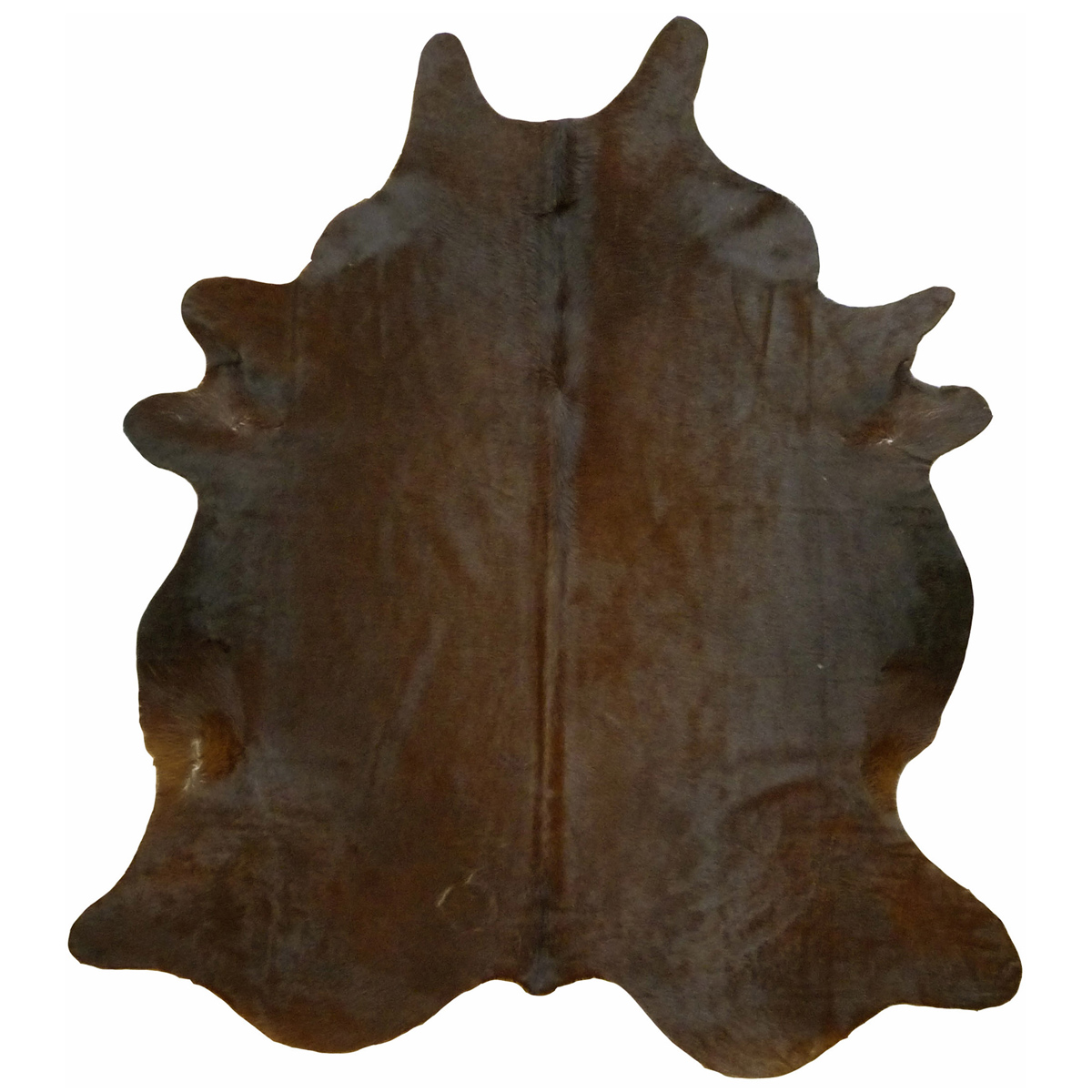 Natural Brown Cowhide - Extra Large
