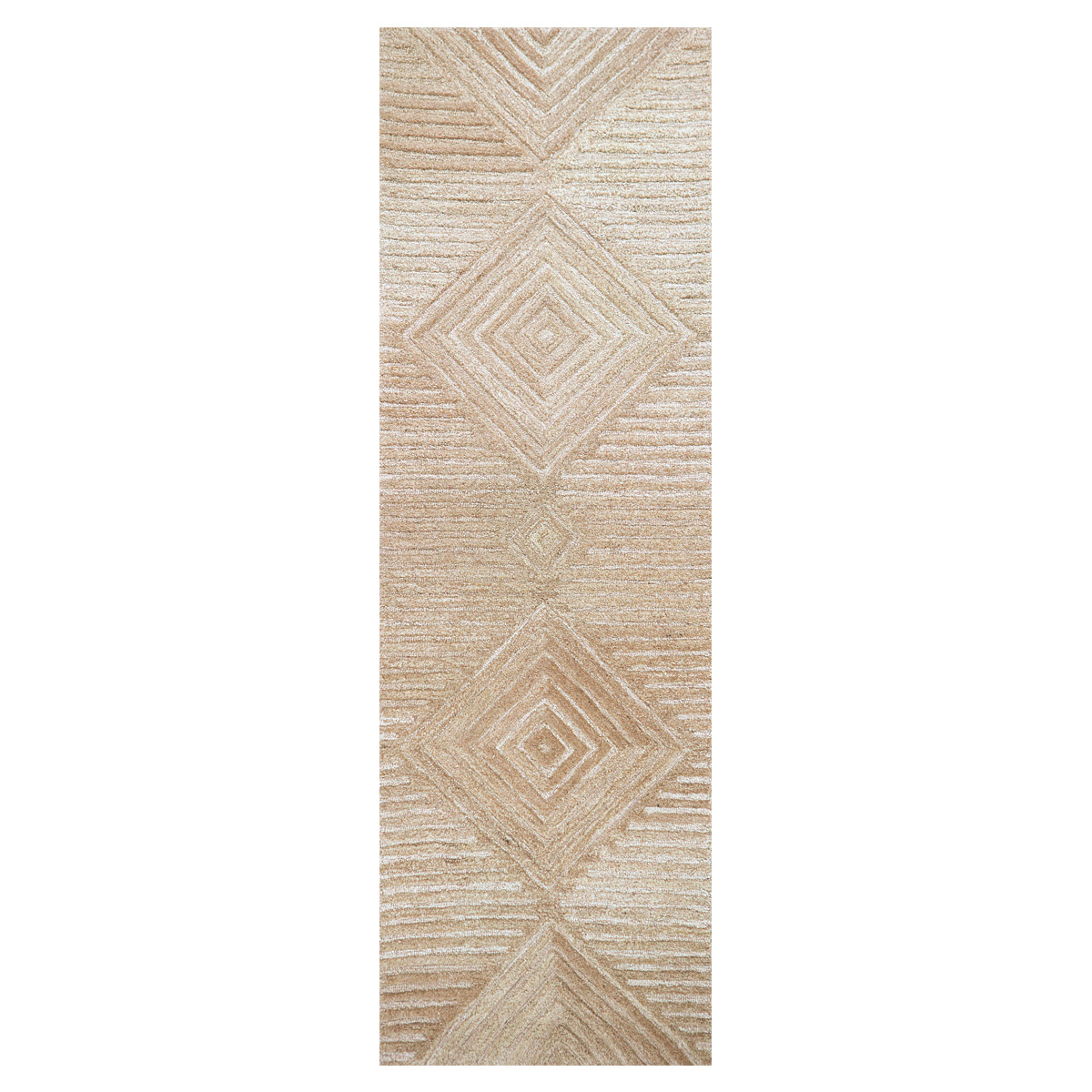 Natural Freemont Canyon Rug - 3 x 8