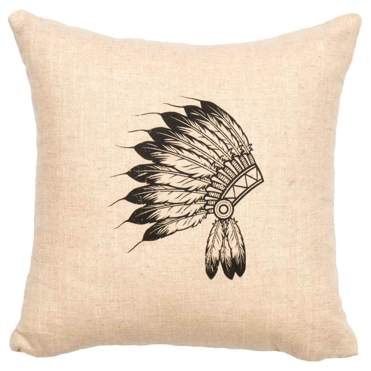 Natural Headdress Pillow