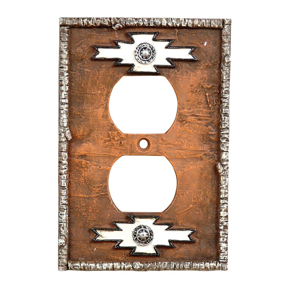 Navajo Outlet Cover