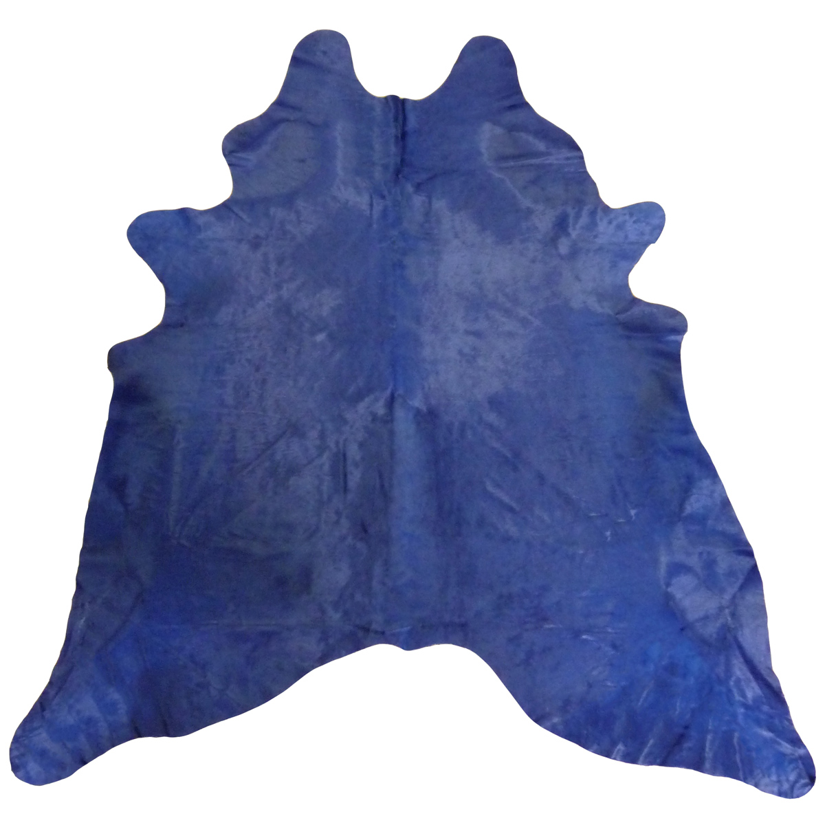Navy Dyed Cowhide - Extra Large