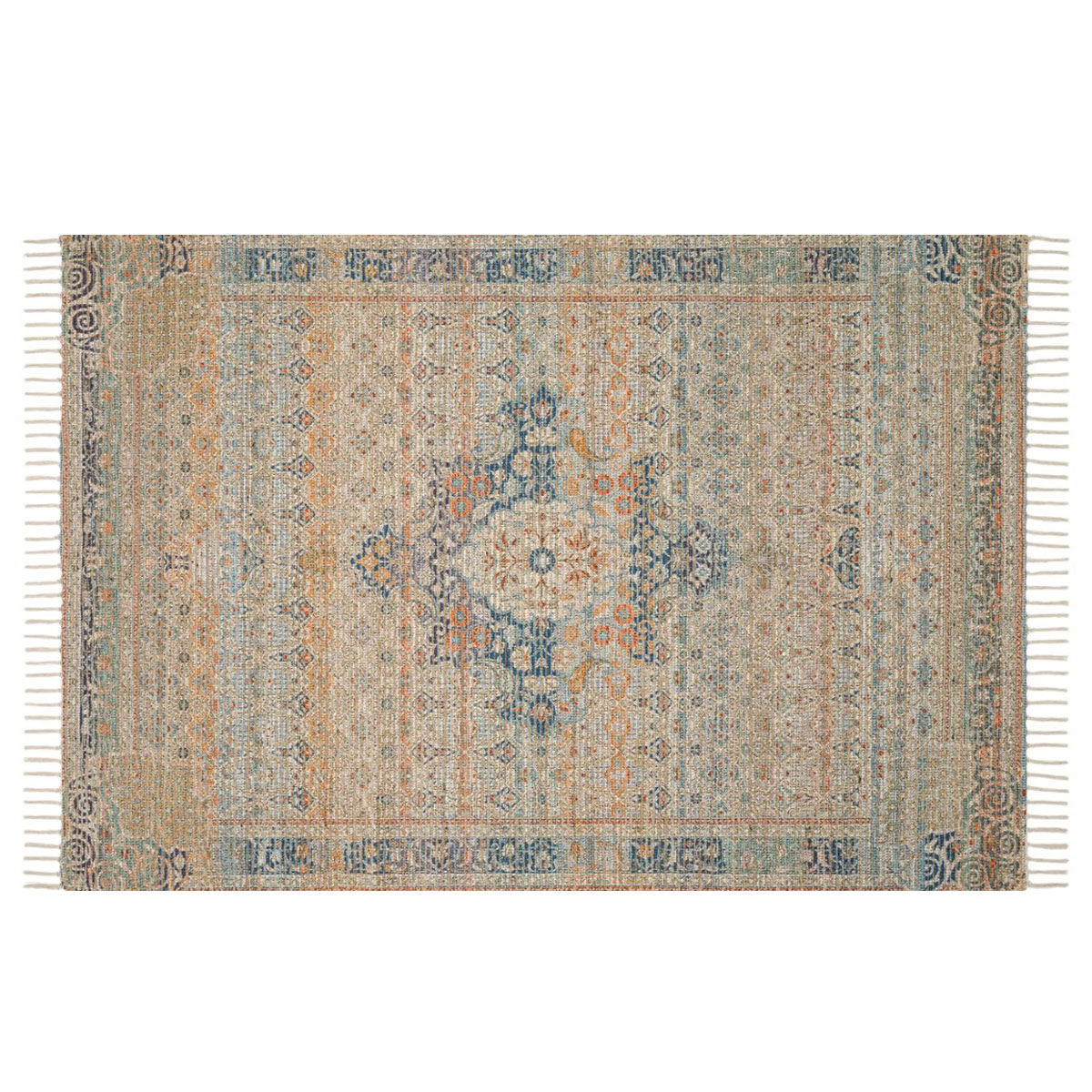 Nelly Oasis Sunset Rug - 5 x 8