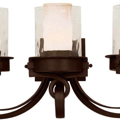 Newport 3 Light Vanity Lamp