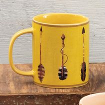 Northern Arrows Mugs - Set of 4