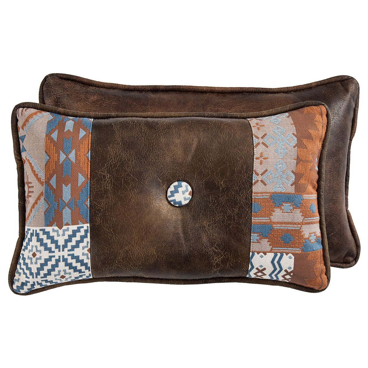 Old Dominion Reversible Tufted Pillow