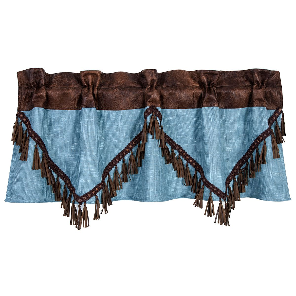 Old Dominion Tassel Valance
