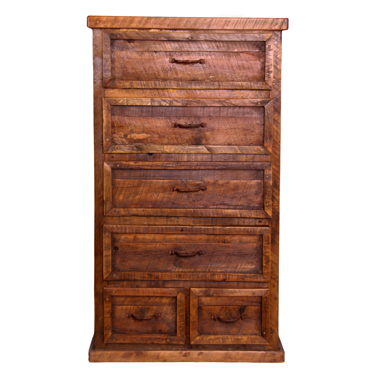 Old West Chest of Drawers