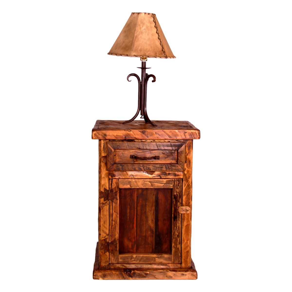 Old West Nightstand
