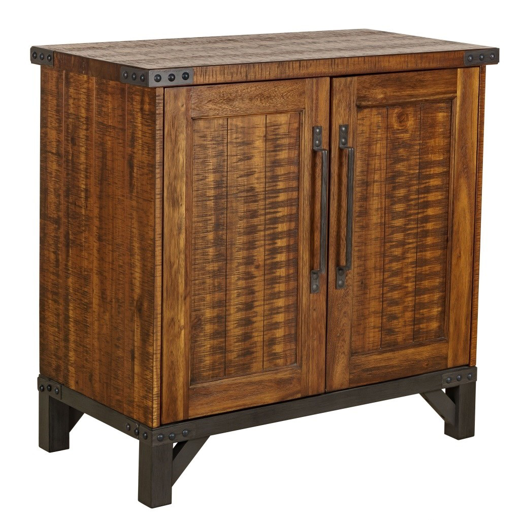 Ozark Two Door Accent Cabinet
