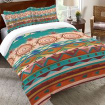 Painted Basin Comforter - King