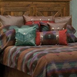 Painted Desert III Pillows & Shams