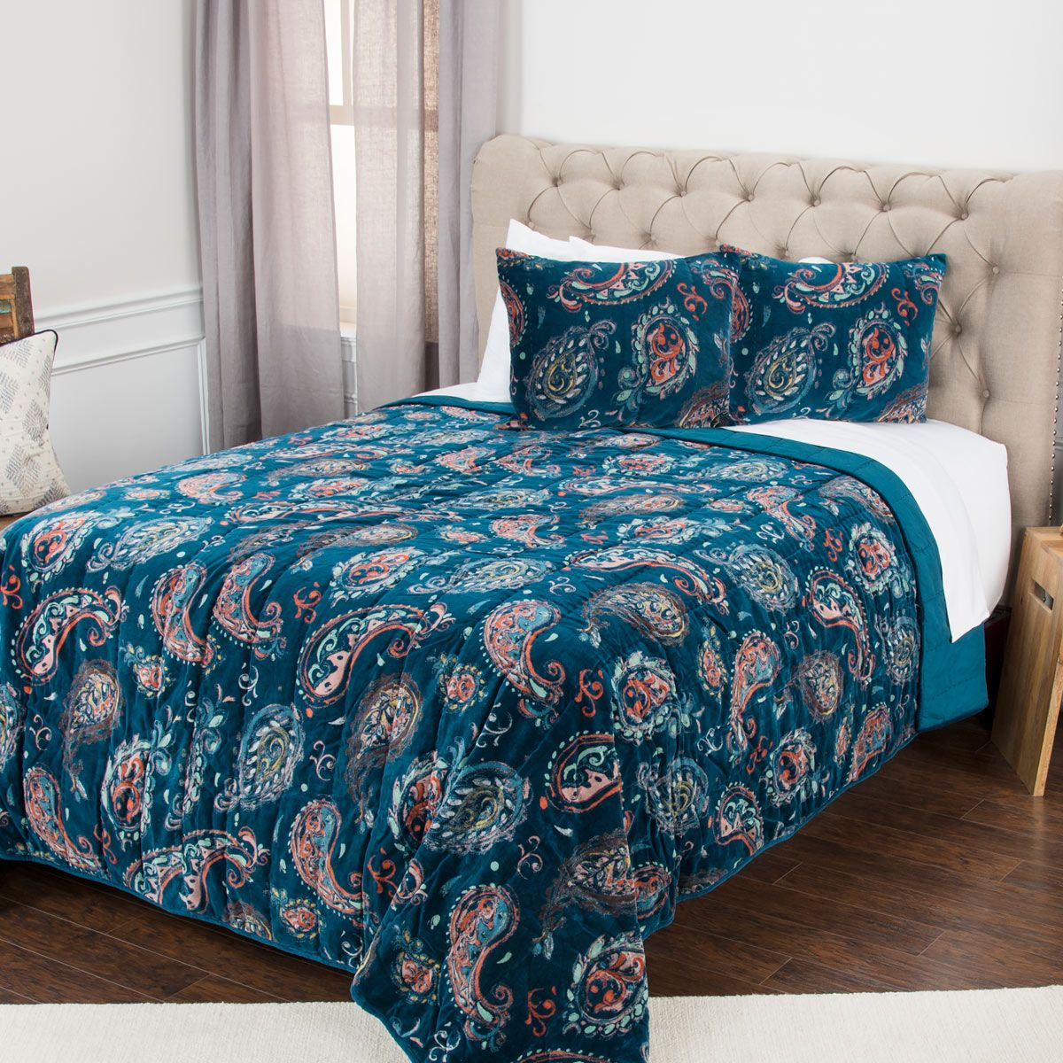 Painted Perfection Quilt Full/Queen