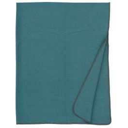 Painted Sky Turquoise Throw