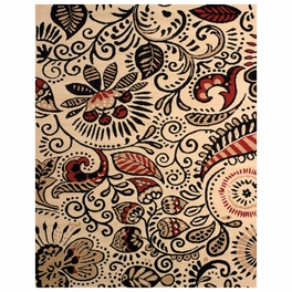 Paisley Day Rug Collection
