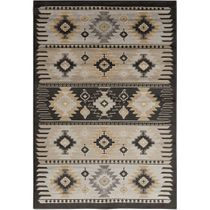 Paramount Charcoal Rug - 8 x 11