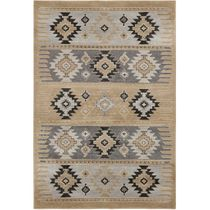 Paramount Taupe Rug - 8 x 11