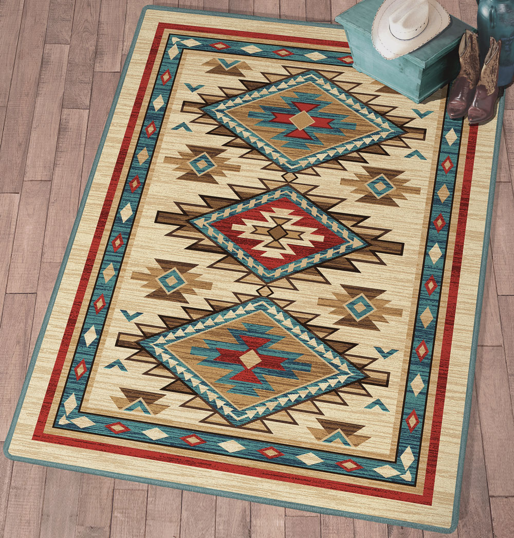 Pebble Creek Rug - 2 x 8