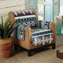 Pecos River Chair Cover