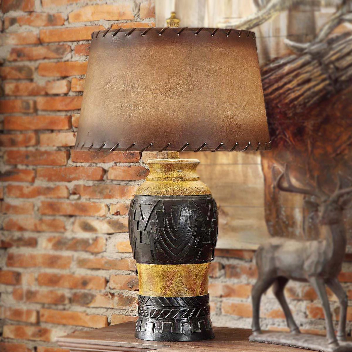 Pecos Valley Table Lamp