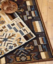 Pelham Brown Rug - 5 x 8
