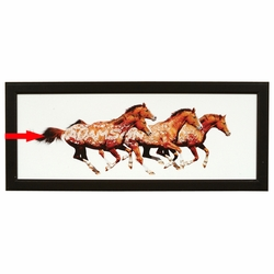 Personalized Free in Spirit Horse Art