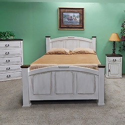 Pine Abode Bedroom Collection - Weathered White