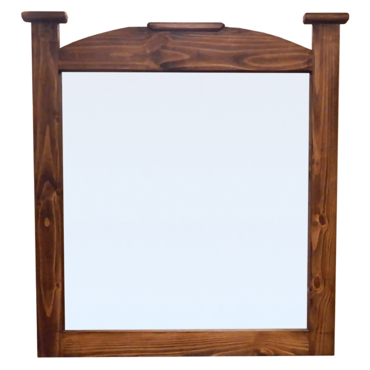Pine Estate Mirror - Natural Dark