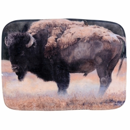 Plainview Buffalo Bath Mat