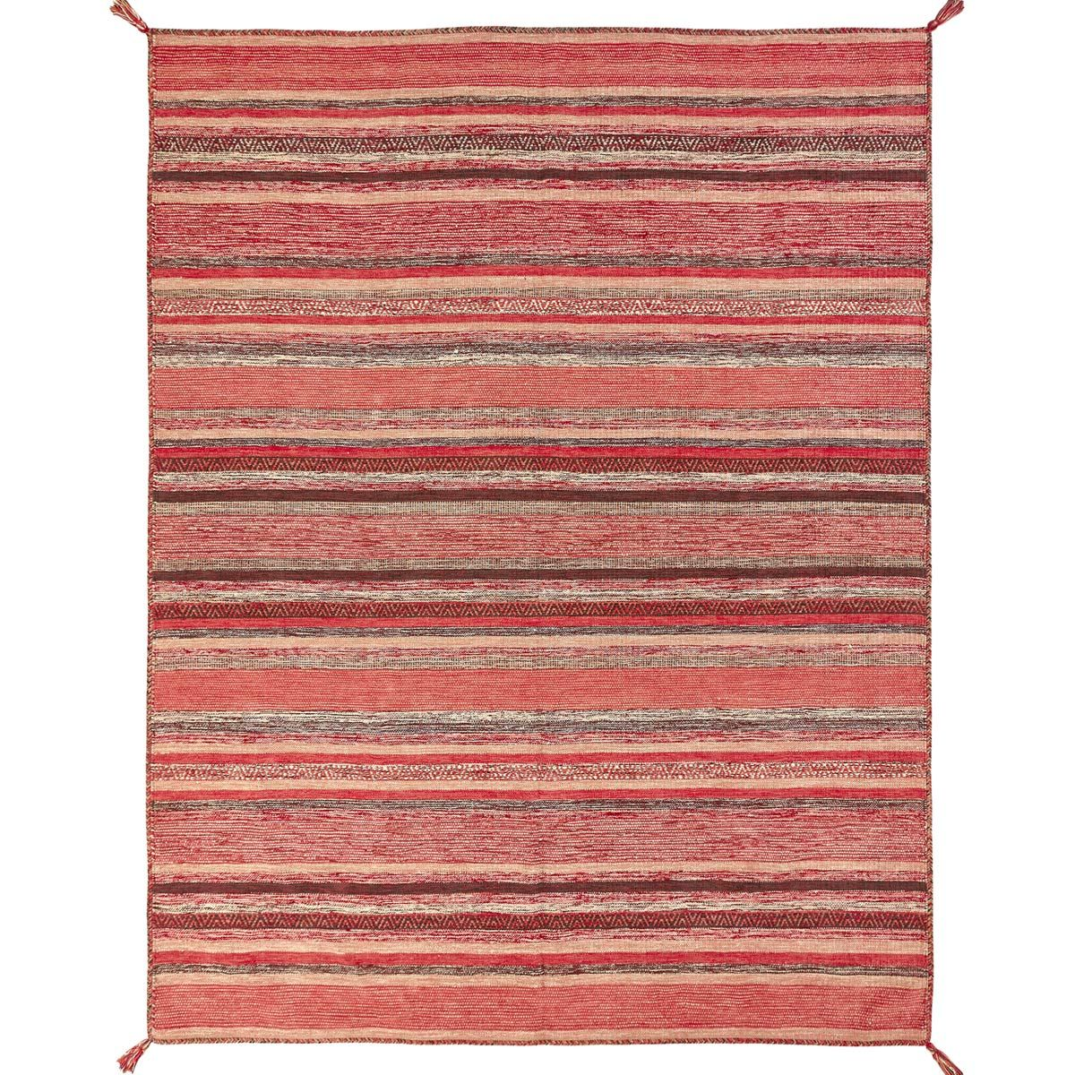 Portales Stripes Rug - 8 x 10