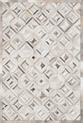 Promenade Ivory Gray Rug Collection