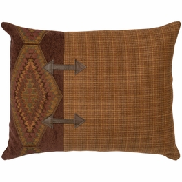 Pueblo Heather Pillows & Shams