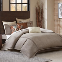Quiet Sand Comforter Set - King