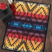 Rainmaker Bright Rug - 5 x 8