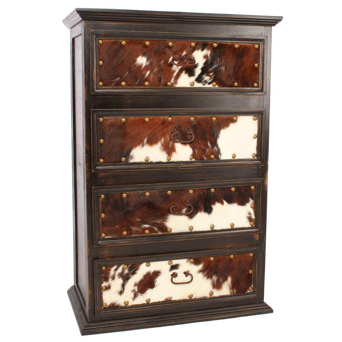 Ranch Collection 4 Drawer Chest