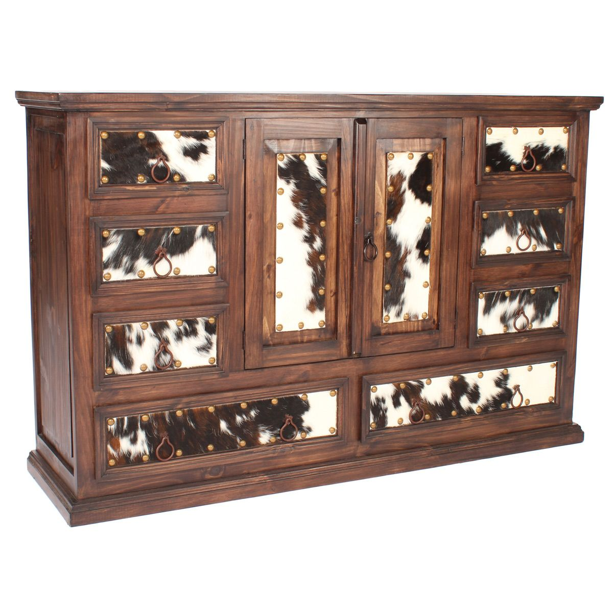 Ranch Collection Cowgirl Dresser