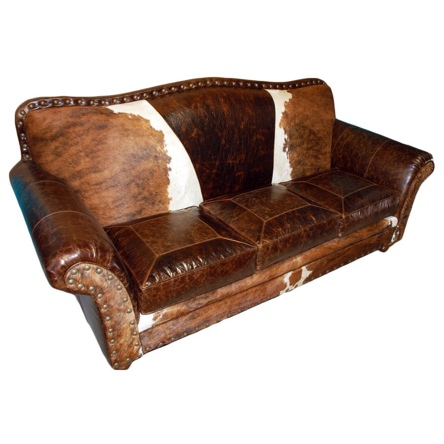 Ranch Foreman Sofa - 10 Ft.
