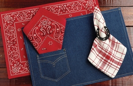 Ranch Hand Table Linens