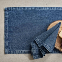 Ranch Jeans Table Linens