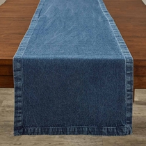 Ranch Jeans Table Runner