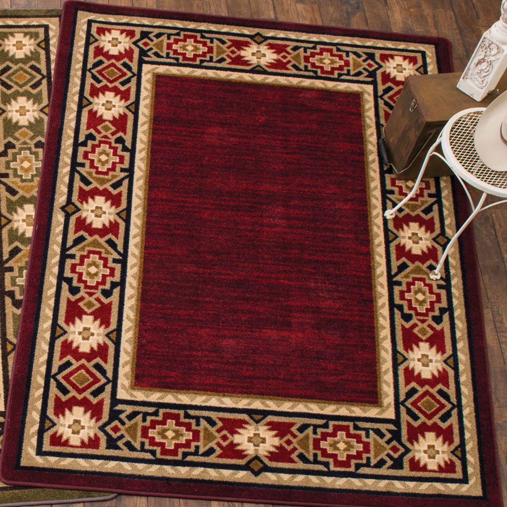 Rancho Rosa Rug - 8 Ft. Round