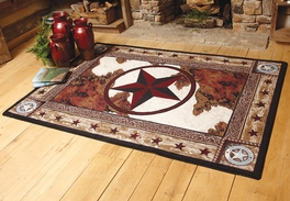 Ranger Hideout Rug Collection