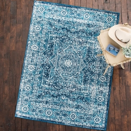 Rapid Waters Rug Collection