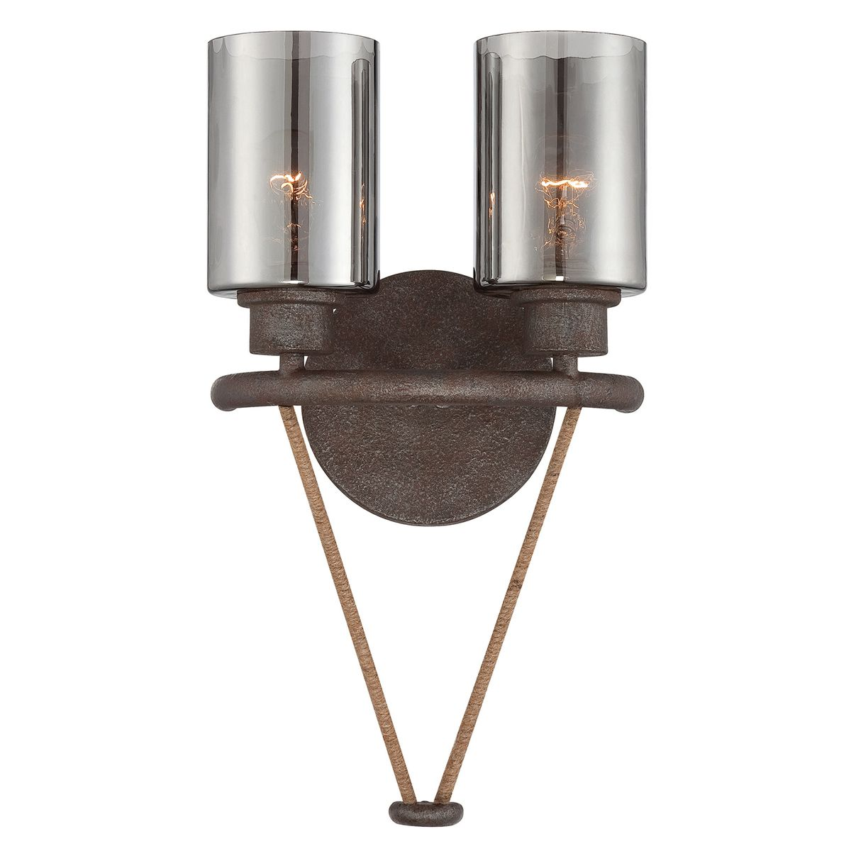 Rebel 2-Light Sconce