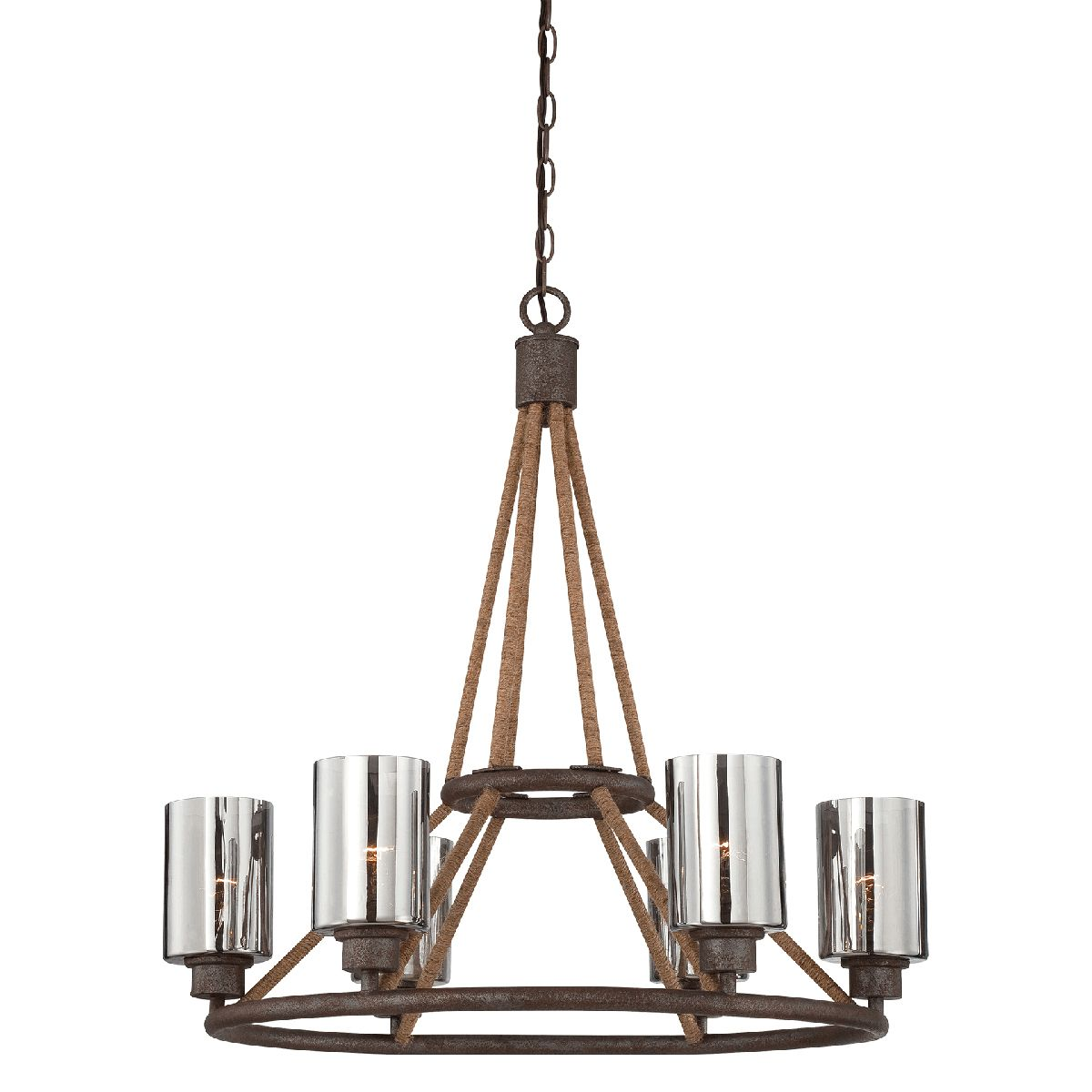 Rebel 6-Light Chandelier