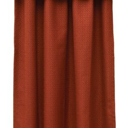Red Pepper Drape Panel