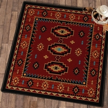 Red River Rug - 11 Ft. Square