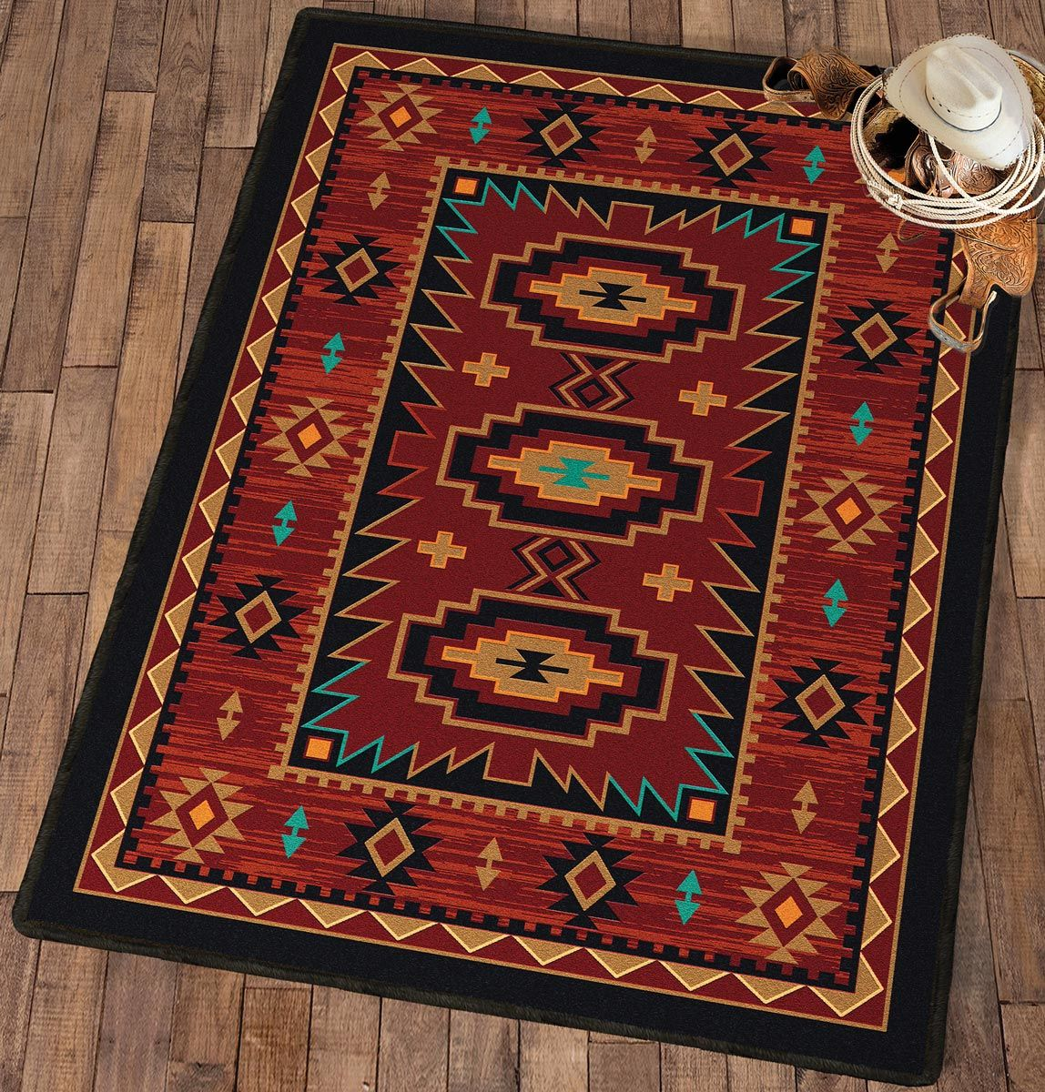 Red River Rug - 11 x 13