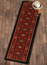 Red River Rug - 2 x 8