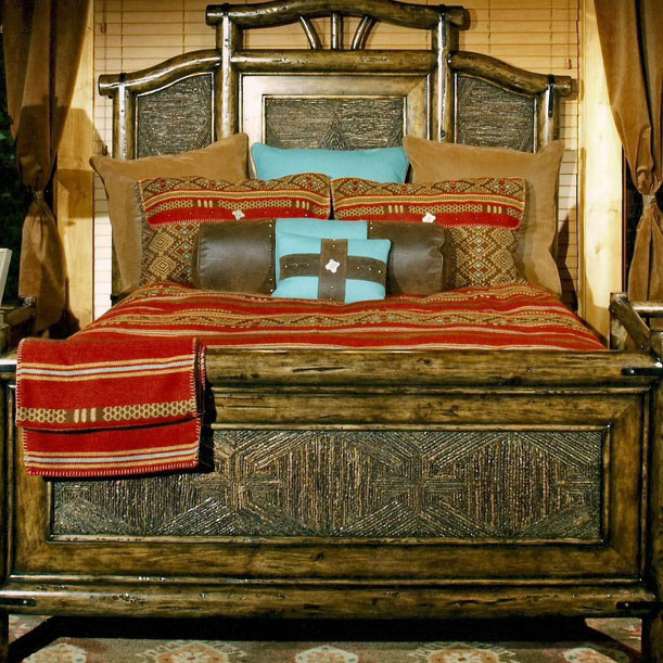 Red Rocks Coverlet - King